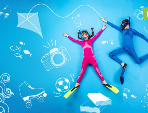 20 planes divertidos para los niños este verano