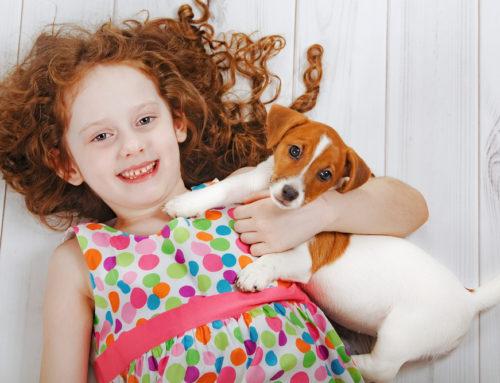 Beneficios para los niños de tener perro