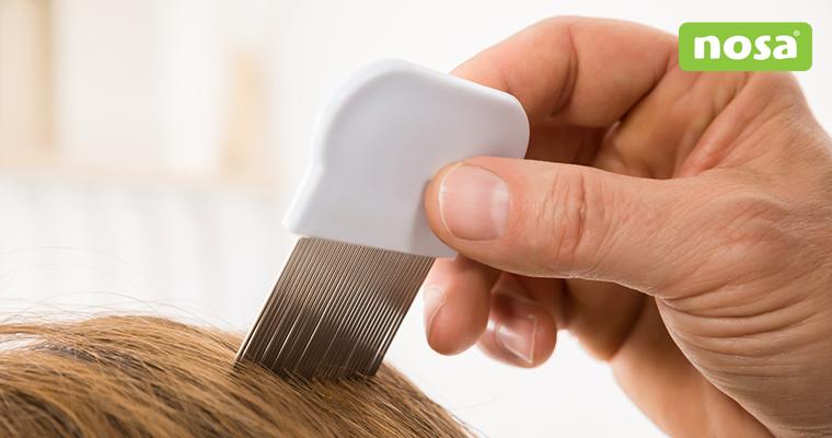 como se quitan las liendres y piojos del cabello