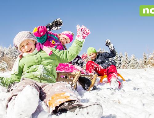 Esquiar con los niños, ¿qué debo tener en cuenta?