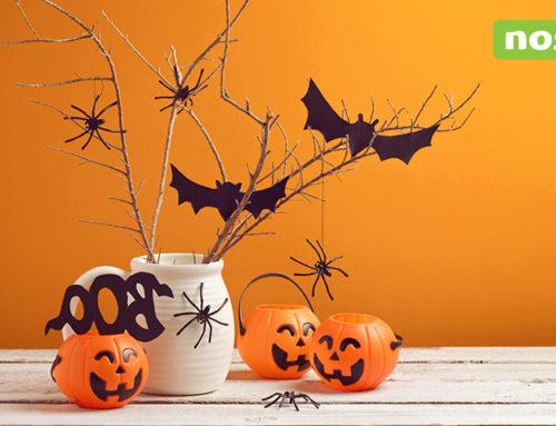 Manualidades con niños para la noche de Halloween