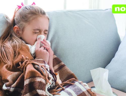 Prevenir la sinusitis en niños, causas y tipos