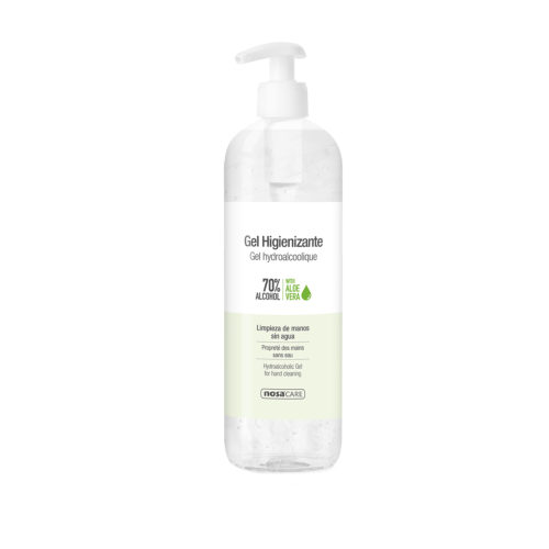 Gel higienizante con aloe vera 750ml Nosa Care